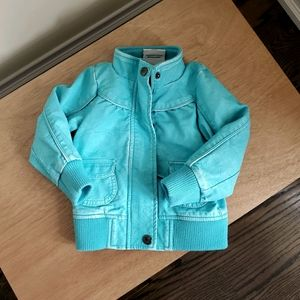 Topomini Blue Jacket 74   6-12 Months